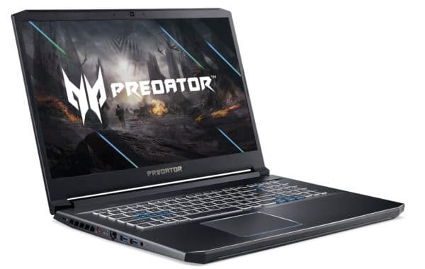 Acer Predator Helios 300 PH317-54-76JG Specs and Details