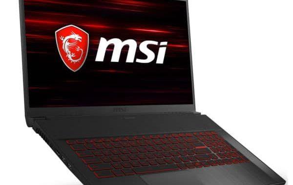 MSI GF75 10SCXR-283FR Specs and Details