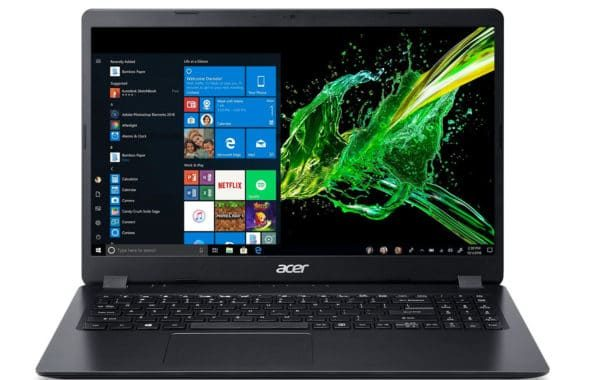 Acer Aspire 3 A315-56-38TF Specs and Details