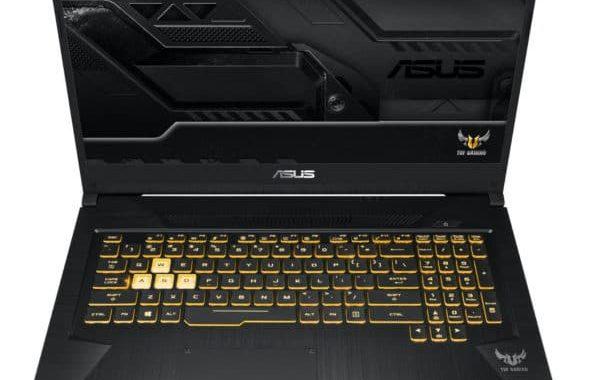 Asus TUF705DT-AU272T (AU927T) Specs and Details