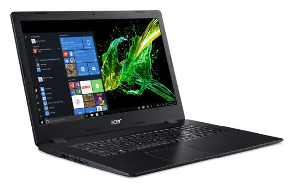 Acer Aspire A317-32-P1W7 Specs and Details