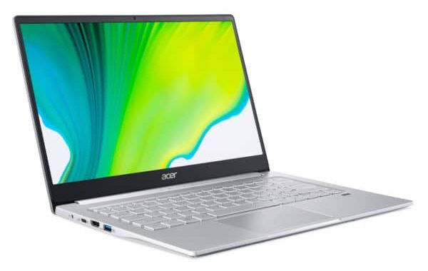 Acer Swift 3 SF314-59-78VT Specs and Details