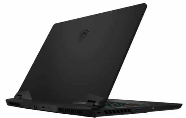 Gaming Laptop MSI GP66 10UG-221 Specs and Details
