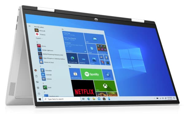 Ultrabook HP Pavilion x360 14-dy0008nf Specs and Details