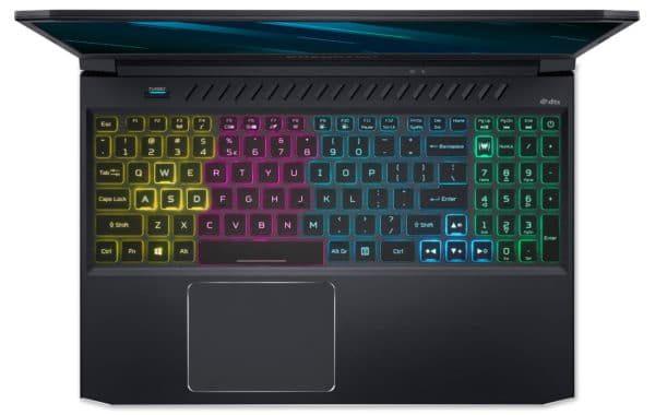 Acer Predator Helios 300 PH315-53-710L Specs and Details
