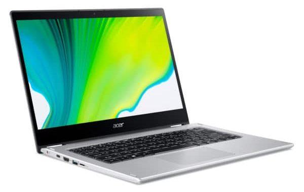 Acer Spin 3 SP314-21N-R4BD Specs and Details