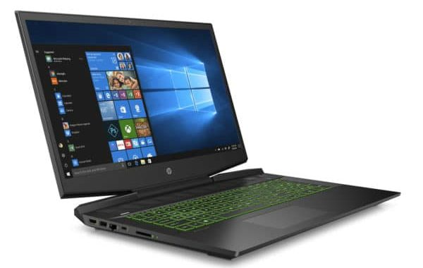 HP Gaming Pavilion 17-cd1119nf Specs and Details