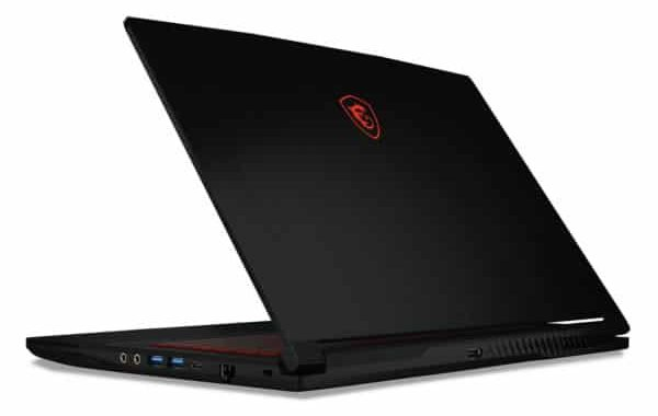 MSI GF63 10SC-003XFR Thin Specs and Details