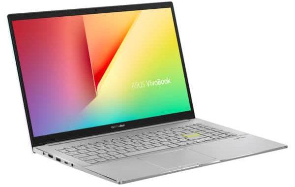 Asus VivoBook S15 S533EA-BQ156T Specs and Details