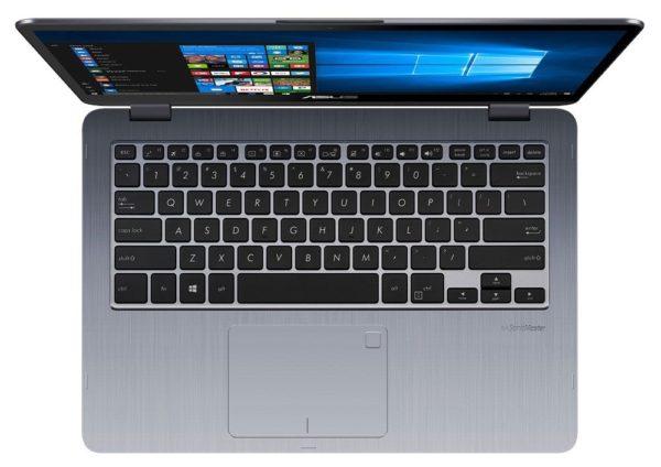 "Asus VivoBook Flip TP410UA-EC247T, Ultrabook/Tablette 14"" SSD 512 i7 1099€"
