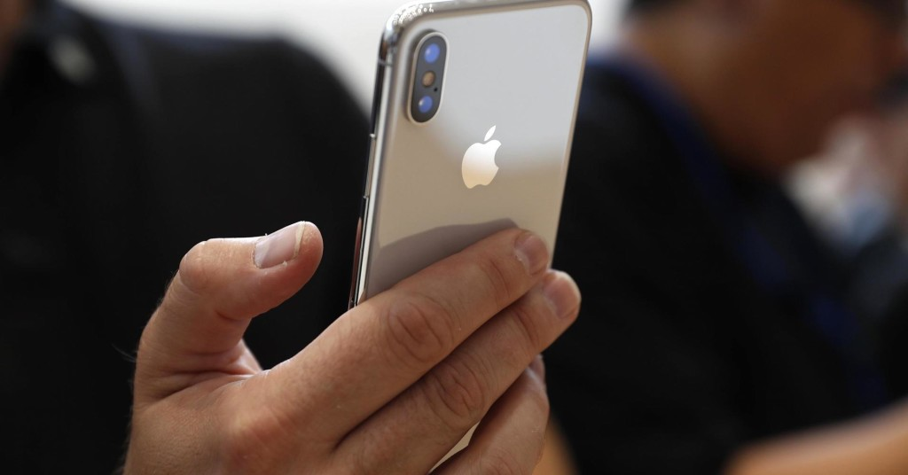 iPhone X, low-temperature touchscreen problems