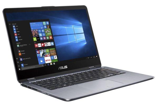 Asus VivoBook Flip TP410UR Specs and Details