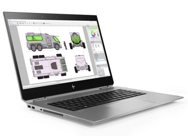 HP ZBook Studio x360, Laptop For Creators and Designers!