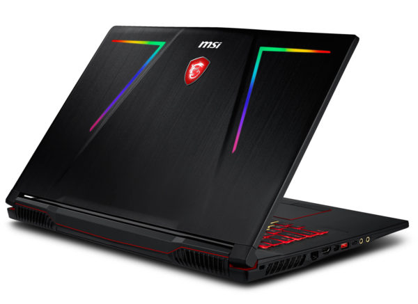 MSI GE73 Raider RGB 8RE