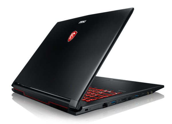 MSI GL72M 7REX Specs and Details