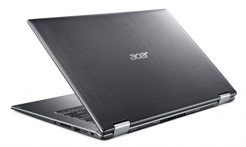 Acer Spin SP314-51 Specs and Details