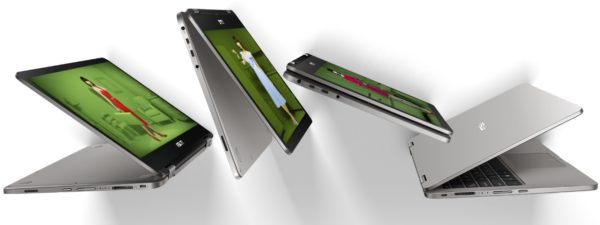 Asus Vivobook Flip 12 TP203MAH and Vivobook Flip 14 TP401MA Gemini Lake