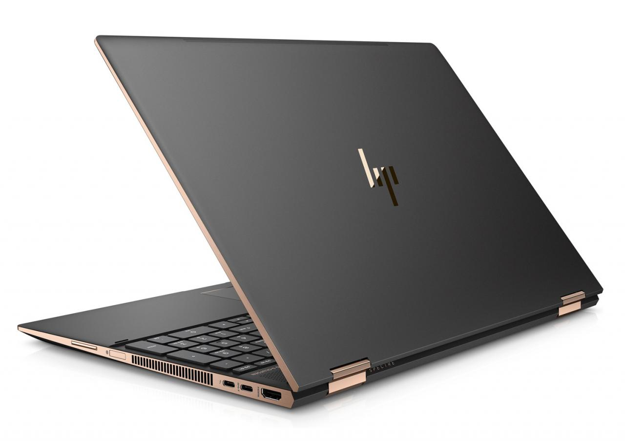 HP Spectre x360 15-ch004nf 15 inch Tablet with 4K display, i7-8550U
