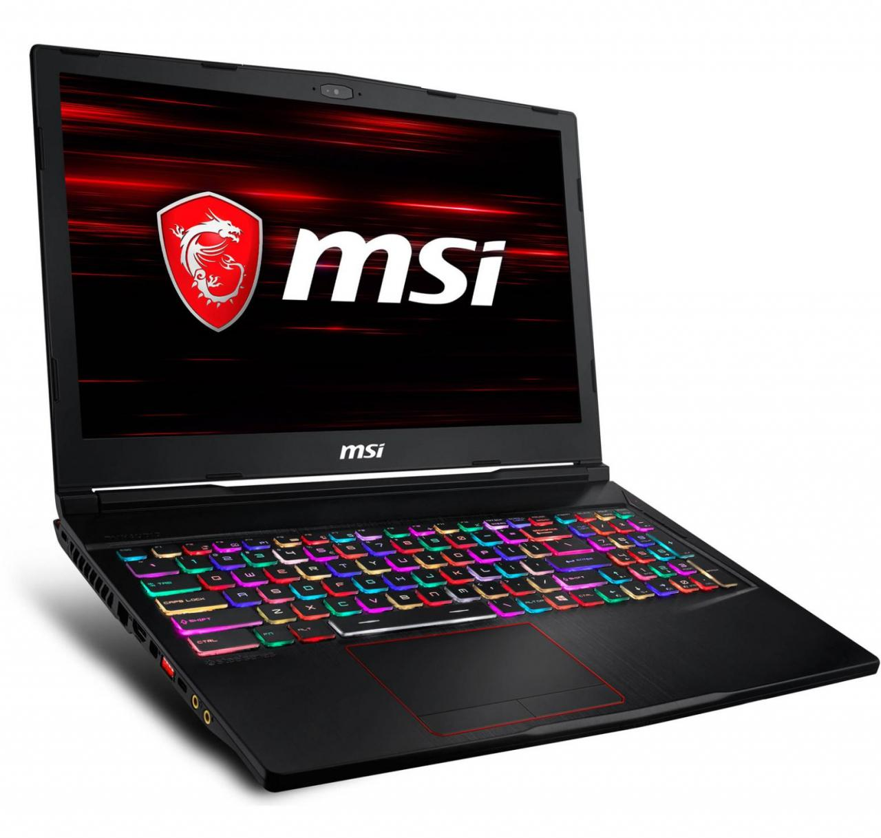 MSI GE63 8RE-029X Specs and Details