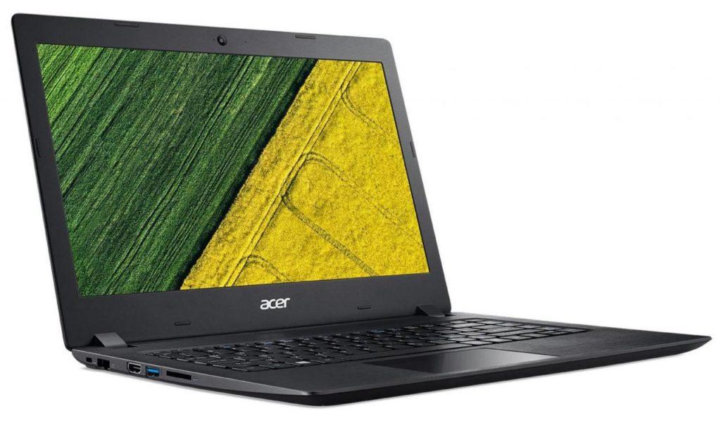 Acer Aspire 3 A314-31-P1BU Specs and Details