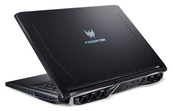 Acer Predator Helios 500: AMD Ryzen and Radeon RX Vega 56