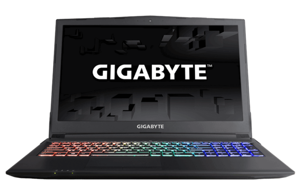 Gigabyte Saber 15 and 17 gamer with Coffee Lake and GTX 1060 - Computex 2018)