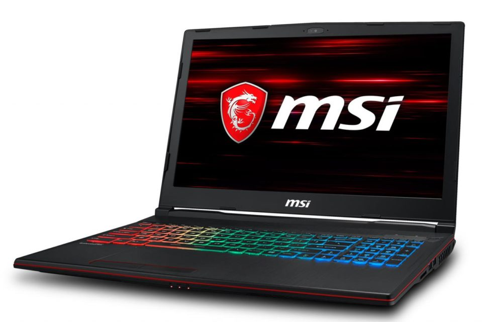 MSI GP63 8RE-248 Specs and Details