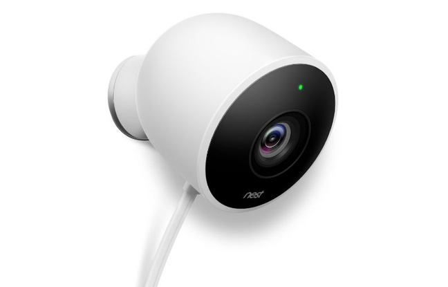 Somfy One, Install a surveillance camera Less than 10 Minutes