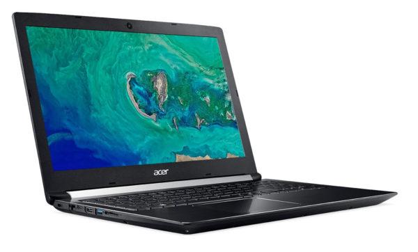 Acer Aspire A715-72G-52HL Specs and Details