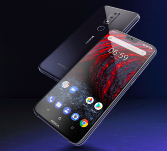Nokia unveils the international version of the X6