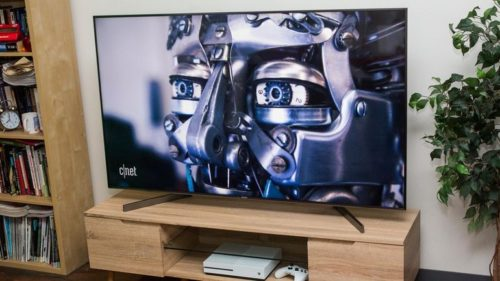 Testing Sony XF9005 TVs with Google Assistant