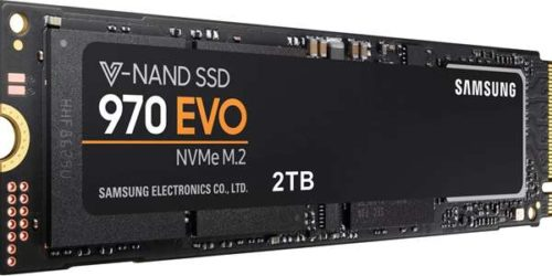 The price has fallen: The new SSD Samsung 970 Evo Plus comes in stores