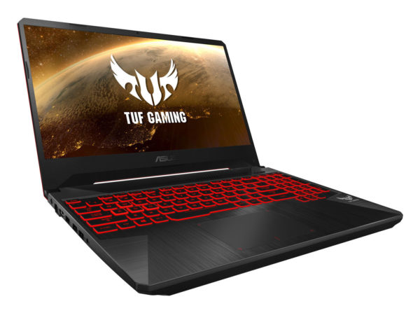 Press review of the Asus TUF FX505DY