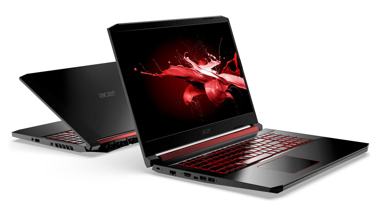 Acer Nitro 5 AN515-54 Review, Specs and Details
