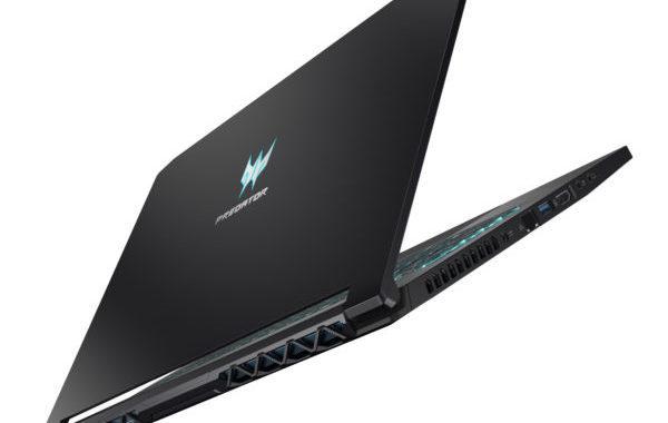 Acer Predator Triton PT515-51 Specs and Details