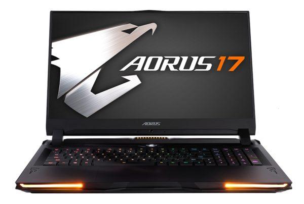Gigabyte Aorus 17 Specs and Details