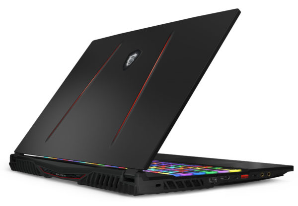 MSI GE65 9SF-080 Specs and Details