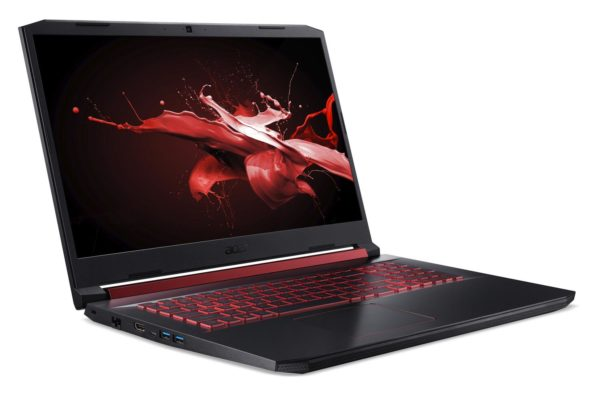 Acer Nitro AN517-51-74SU Specs and Details