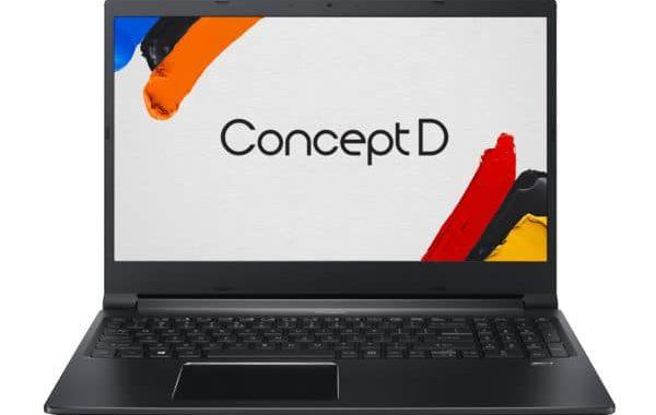 Acer ConceptD 3 CN315-71-79QM Specs and Details