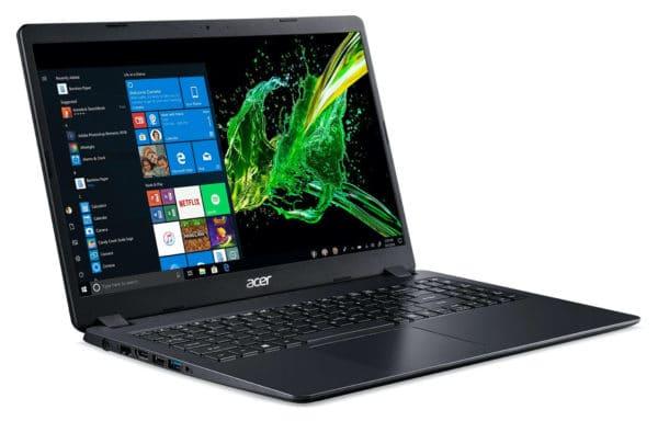 Acer Aspire A315-54K-30BA Specs and Details