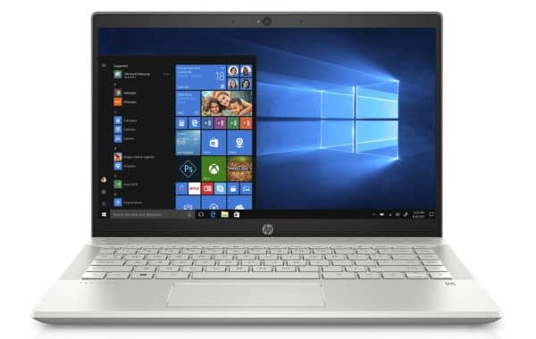 Ultrabook HP Pavilion 14-ce3011nf Specs and Details