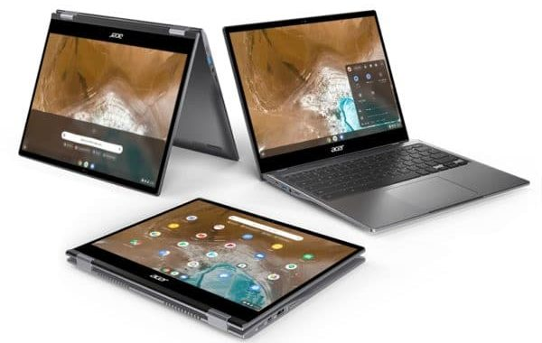 Acer - new Chromebook (Enterprise) Spin 713, Spin 311 and Swift 5 Tiger Lake
