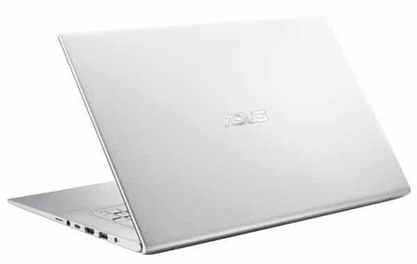 "Asus VivoBook S17 S712FA-AU809T, 17 ""light silver laptop with large 1.5 TB storage"