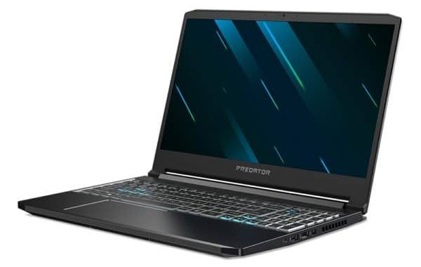 Acer Predator Helios / Triton 300 and 700, 240Hz, RTX 2080 Super Octo Core RAID SSD laptops