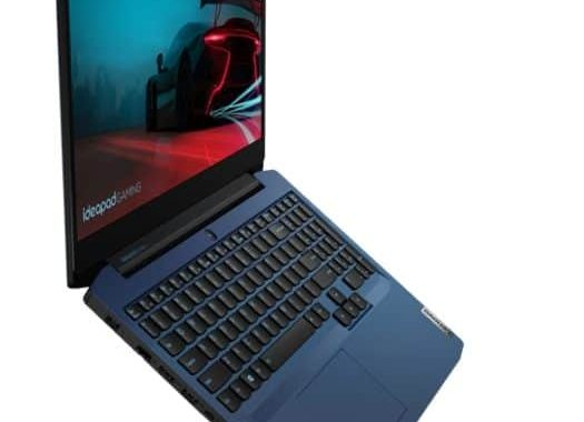 Lenovo IdeaPad Gaming 3 15ARH05, AMD Renoir Ryzen Octo Core and NVIDIA GTX gaming laptop