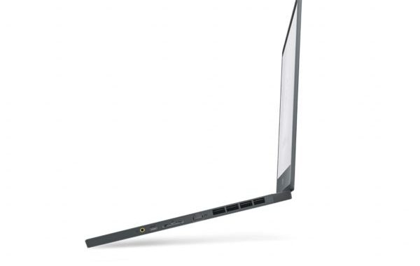 MSI WS66 and WS75, thin and light, 15