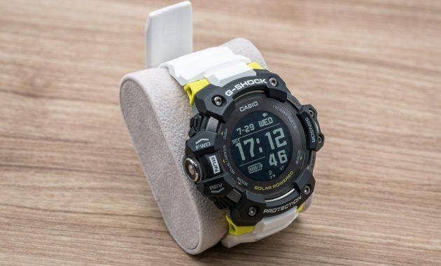 Casio G-Shock GBD-H1000 in the test
