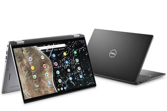 Dell Latitude 7410 Chromebook Enterprise, (2-in-1) Comet Lake Laptop
