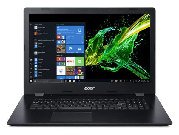 Acer Aspire A317-52-36YC Specs and Details