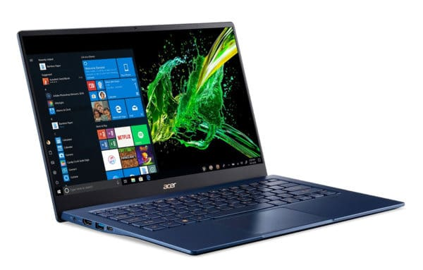 very light Acer Swift 5 SF514-54GT-75RM Specs and Details